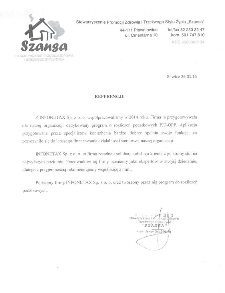 Szansa
